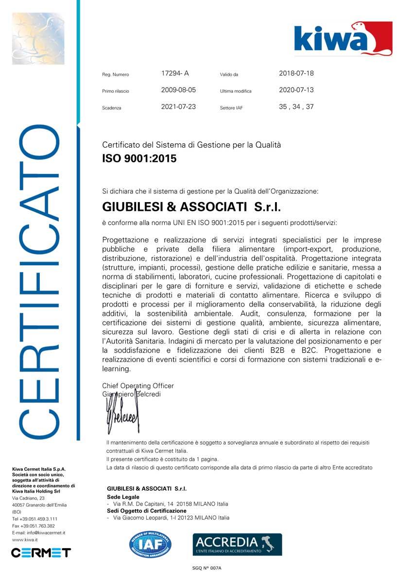 Certificato_Giubilesi_ISO_9001