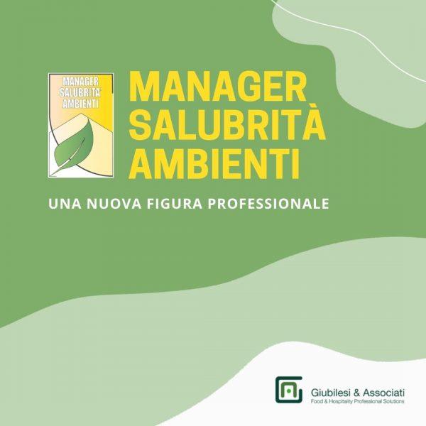 Manager Salubrità Ambienti
